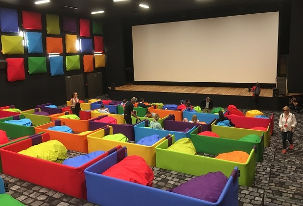 Cinema at X-Bionic Sphere, Event venue in Bratislava