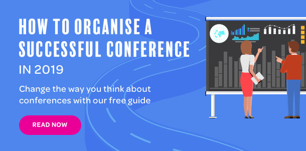 How to Organise a Successful Conference in 2018