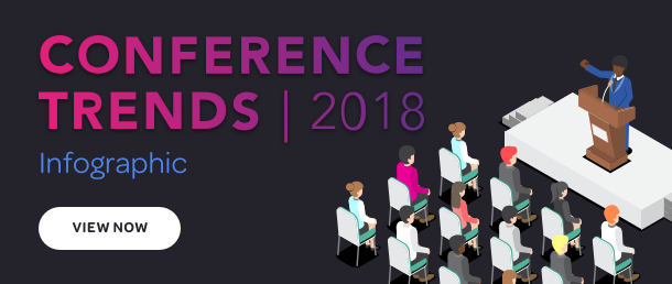 Discover the top conference trends to prepare for in 2018